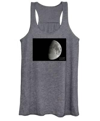 Moon Women's Tank Top
