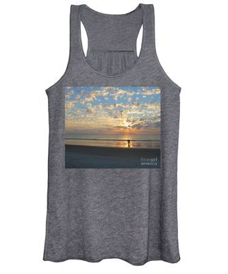 Morning Run Women's Tank Top