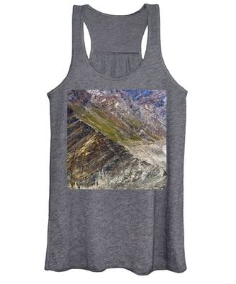 Mountain Abstract 1 Women's Tank Top