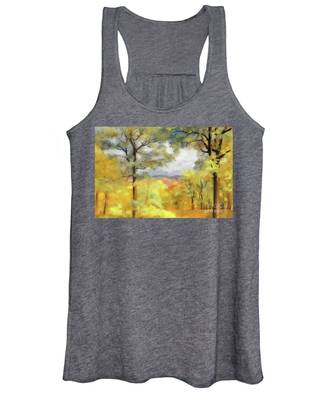 Mountain Morning Women's Tank Top