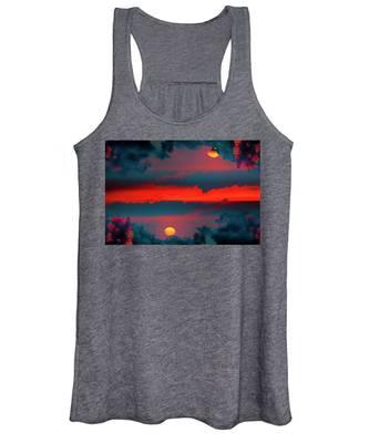 My First Sunset- Women's Tank Top