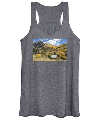 Old Shack And Equipment Women's Tank Top