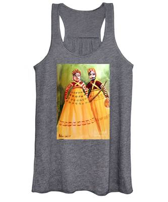 Puppets Of India Women's Tank Top