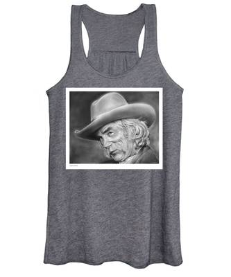 Sam Elliott Women's Tank Top