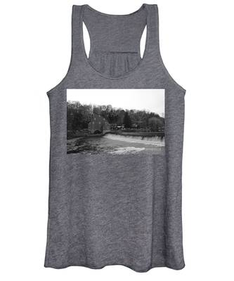 Shadows On The Mill In Clinton Women's Tank Top