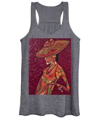Stepping Out Women's Tank Top
