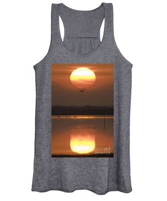Sunrise Reflection Women's Tank Top