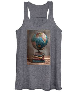 The Globe Women's Tank Top