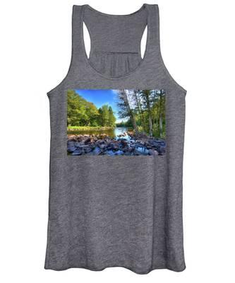 The Raquette River Women's Tank Top
