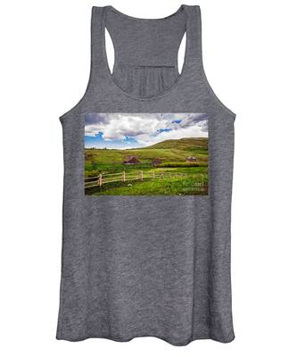 True Grit Ranch Women's Tank Top