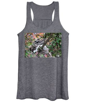Waiting For Mama Women's Tank Top