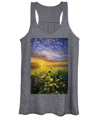 We Shall Be Free Women's Tank Top