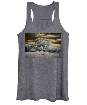 Witness To History Women's Tank Top