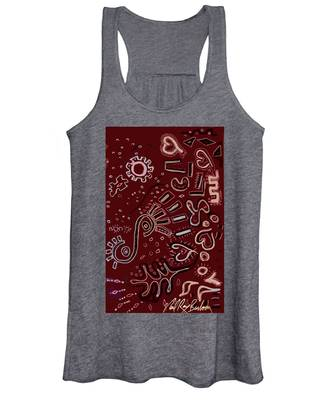 Wrapping Paper Women's Tank Top