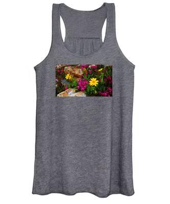 Yosemite Wildflowers Women's Tank Top