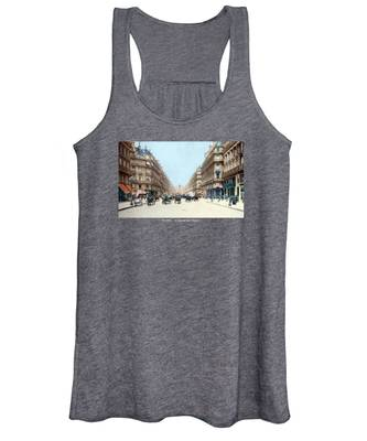 Street Scene Women's Tank Tops