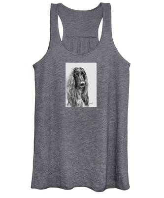 A Kind And Regal Spirit Women's Tank Top