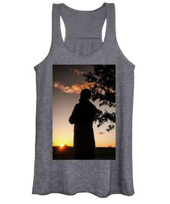 Corby At Sunset Women's Tank Top