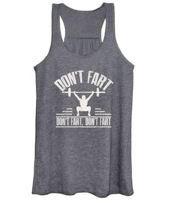 Workout Women's Tank Tops