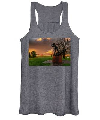 Mississippi Storm Women's Tank Top