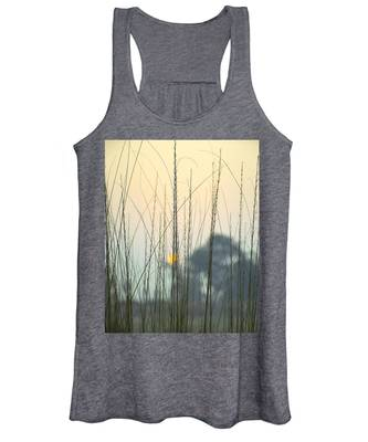 Winter Landscape Women's Tank Tops