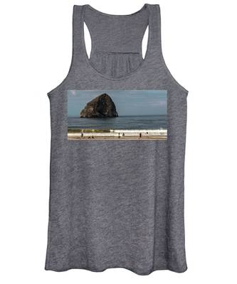 Pacific City Stack Women's Tank Top