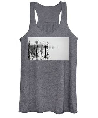 Reed Reflection Women's Tank Top