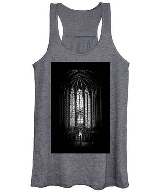 Sainte-chapelle Women's Tank Top
