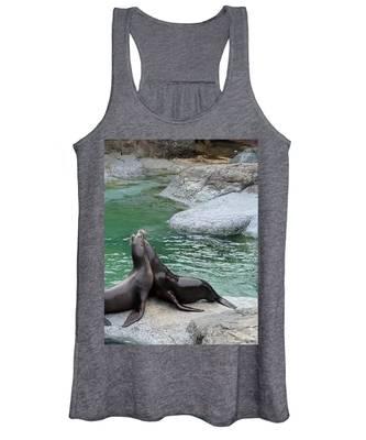 Seal Rock Women's Tank Tops