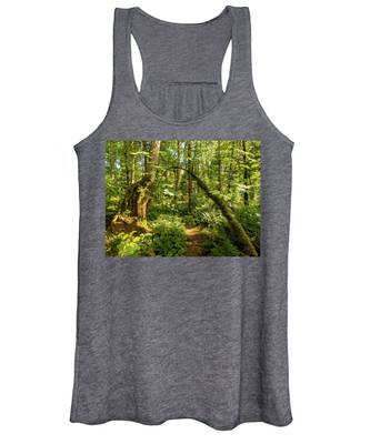 Under The Arch Women's Tank Top