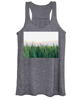 Beautiful Sunset Women's Tank Tops