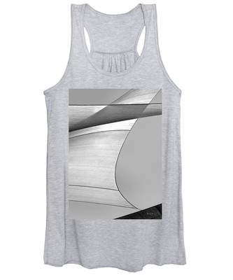 Sailcloth Abstract Number 4 Women's Tank Top