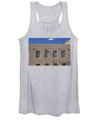 Adobe Architecture II Women's Tank Top