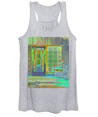 Cottage Porch Women's Tank Top