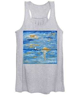 End Of The Storm Women's Tank Top