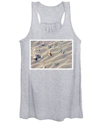 Gull Tracks Women's Tank Top