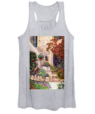House In Oyster Bay Women's Tank Top