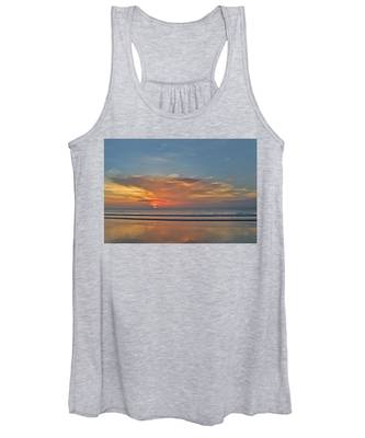 Jordan's First Sunrise Women's Tank Top