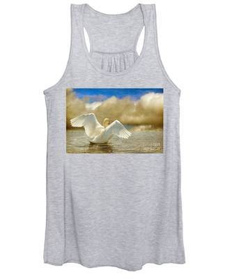 Lady-in-waiting Women's Tank Top