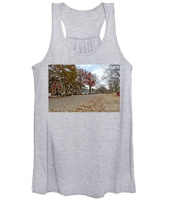 Lonely Colonial Williamsburg Women's Tank Top