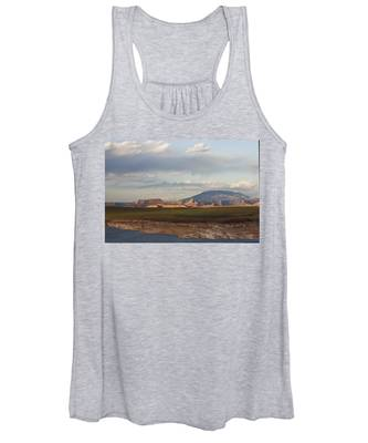 Navajo Mountain View Women's Tank Top