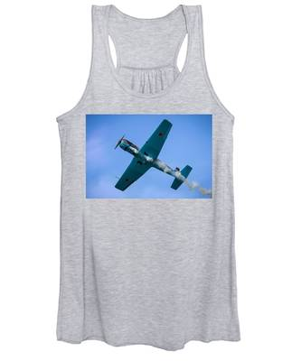 Norteast Raiders At The Greenwood Lake Airshow 2012 Women's Tank Top