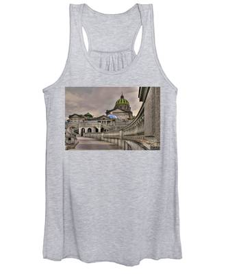 Pennsylvania State Capital Women's Tank Top