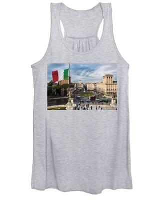 Piazza Venezia Women's Tank Top