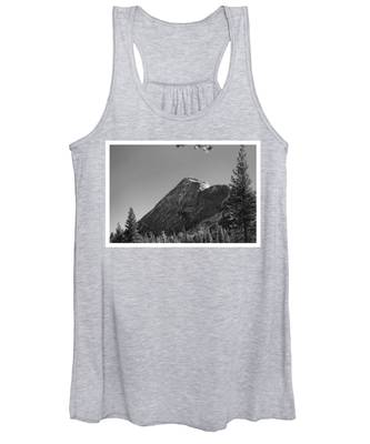 Pothole Dome In Yosemite Women's Tank Top
