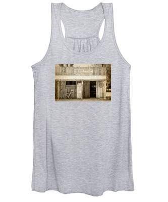 Sheriff Office Women's Tank Top