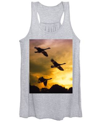 The Journey South Women's Tank Top