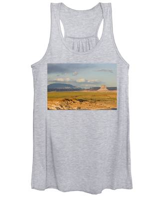Tower Butte View Women's Tank Top