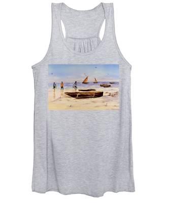 Zanzibar Forzani Beach Women's Tank Top