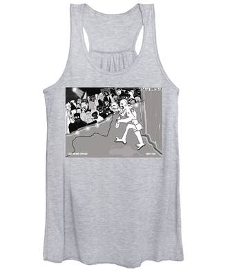Rebel Without Applause Women's Tank Top